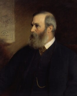 Benjamin Leigh Smith, by Stephen Pearce - NPG 924