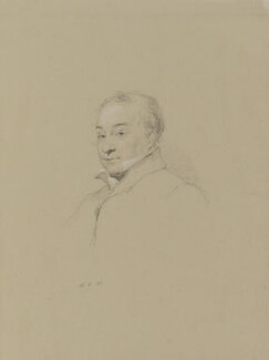 Charles Hamilton Smith, by William Brockedon - NPG 2515(22)
