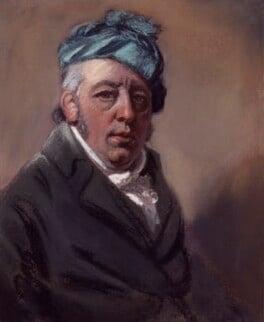 John Raphael Smith, by John Raphael Smith, circa 1807 - NPG  - © National Portrait Gallery, London