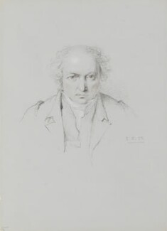 John Thomas Smith, by William Brockedon - NPG 2515(34)