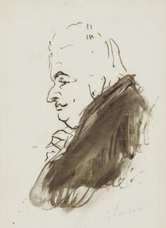 Sydney Smith, by Edwin Landseer - NPG 2887