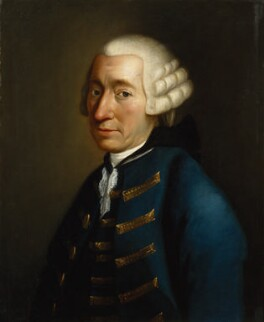 Tobias George Smollett, by Unknown artist - NPG 1110