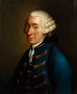 Tobias George Smollett, by Unknown artist, circa 1770 - NPG 1110 - © National Portrait Gallery, London