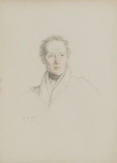 William Henry Smyth, by William Brockedon - NPG 2515(85)