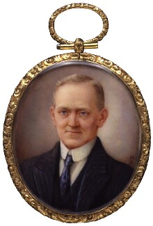 Philip Snowden, Viscount Snowden, by Winifred Cécile Dongworth - NPG 5028