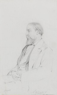 Charles Somers Cocks, 3rd Earl Somers, by Frederick Sargent - NPG 1834(dd)