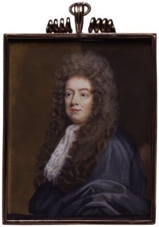 John Somers, Baron Somers, by Unknown artist - NPG 3658