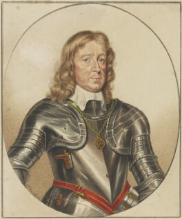 William Seymour, 2nd Duke of Somerset, by George Perfect Harding, after  Robert Walker - NPG 1645b