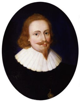 Robert Carr, Earl of Somerset, after John Hoskins - NPG 1114