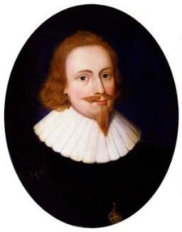 Robert Carr, Earl of Somerset, after John Hoskins, after 1630, based on a work of circa 1625-1630 - NPG 1114 - © National Portrait Gallery, London