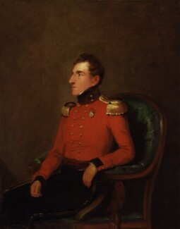 Lord John Somerset, by William Salter, circa 1837 - NPG 3755 - © National Portrait Gallery, London