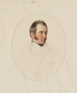 Lord Robert Edward Somerset, by Thomas Heaphy - NPG 1914(15)