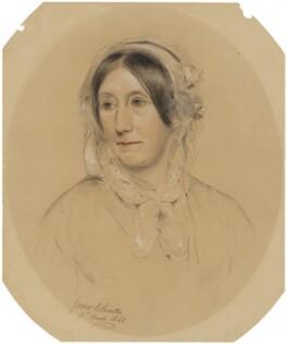 Mary Somerville, by James Rannie Swinton, 1848 - NPG 690 - © National Portrait Gallery, London