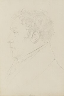 William Somerville, by Sir Francis Leggatt Chantrey - NPG 316a(112)
