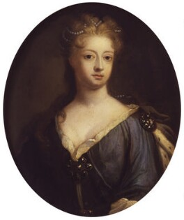 Sophia Dorothea, Queen of Prussia, after Johann Leonhard Hirschmann - NPG 489