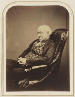 Sir James South, by Maull & Polyblank - NPG P120(20)