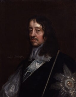 Thomas Wriothesley, 4th Earl of Southampton, after Sir Peter Lely, based on a work of circa 1661 - NPG 681 - © National Portrait Gallery, London