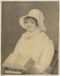 Joanna Southcott, by William Sharp - NPG 1402