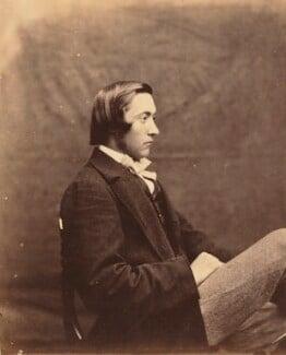 Reginald Southey, by Lewis Carroll (Charles Lutwidge Dodgson), Spring 1860 - NPG P7(23) - © National Portrait Gallery, London
