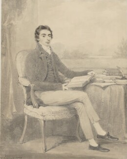 Robert Southey, by Henry Edridge - NPG 119