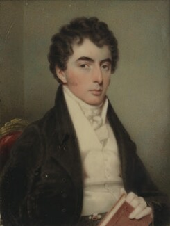 Robert Southey, by Edward Nash, 1820 - NPG  - © National Portrait Gallery, London