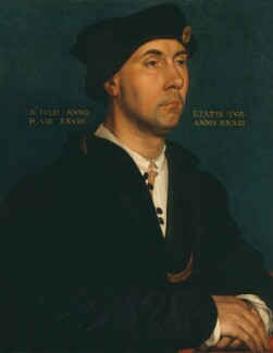 Sir Richard Southwell, after Hans Holbein the Younger, late 16th century, based on a work of 1536 - NPG 4912 - © National Portrait Gallery, London