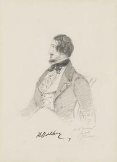 Jack Spalding, by Alfred, Count D'Orsay - NPG 4026(51)