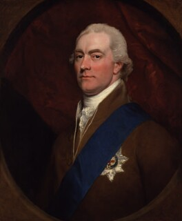 George John Spencer, 2nd Earl Spencer, by John Singleton Copley - NPG 1487