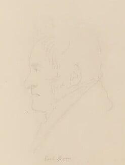 George John Spencer, 2nd Earl Spencer, by Sir Francis Leggatt Chantrey - NPG 316a(116)