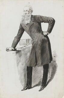 John Poyntz Spencer, 5th Earl Spencer, by Harry Furniss, 1891 - NPG 3412 - © National Portrait Gallery, London