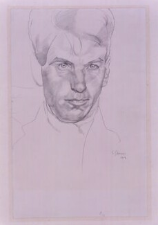 Sir Stanley Spencer, by Sir Stanley Spencer - NPG 4306