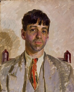 Sir Stanley Spencer, by Henry Lamb, 1928 - NPG 4527 - © National Portrait Gallery, London