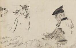 William Archibald Spooner, by Sydney Prior Hall - NPG 2377