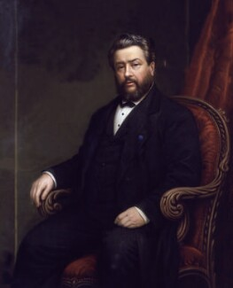 Charles Haddon Spurgeon, by Alexander Melville - NPG 2641