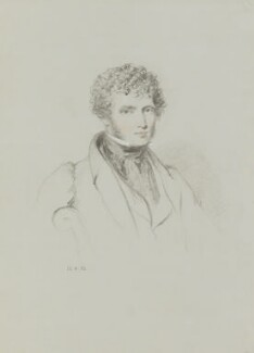 Clarkson Frederick Stanfield, by William Brockedon - NPG 2515(40)