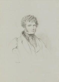 Clarkson Frederick Stanfield, by William Brockedon - NPG 2515(40)