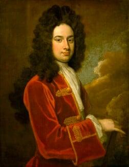 James Stanhope, 1st Earl Stanhope, by Sir Godfrey Kneller, Bt, circa 1710 - NPG 3225 - © National Portrait Gallery, London