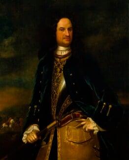 James Stanhope, 1st Earl Stanhope, attributed to Johan van Diest - NPG 6