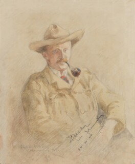 Ferdinand Charles Stanley, by Inglis Sheldon-Williams - NPG 4039(6)