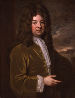 Abraham Stanyan, by Sir Godfrey Kneller, Bt - NPG 3226