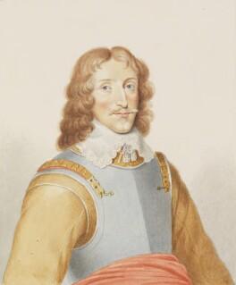 Sir Philip Stapleton, copy attributed to George Perfect Harding - NPG 2397