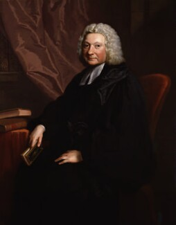 Henry Stebbing, by Joseph Highmore - NPG 572