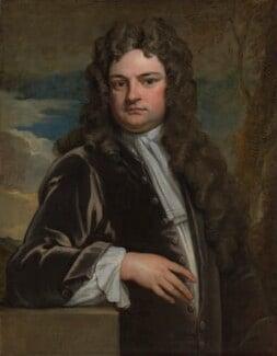 Sir Richard Steele, by Sir Godfrey Kneller, Bt, 1711 - NPG 3227 - © National Portrait Gallery, London