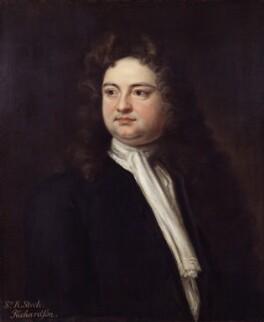 Sir Richard Steele, by Jonathan Richardson, 1712 - NPG 160 - © National Portrait Gallery, London