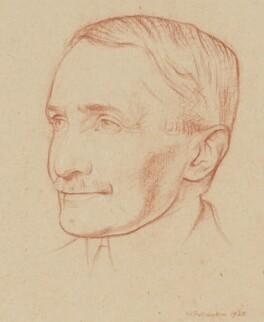 Sir (Marc) Aurel Stein, by William Rothenstein - NPG 3881