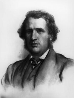 Sir James Fitzjames Stephen, 1st Bt, by George Frederic Watts - NPG 3076