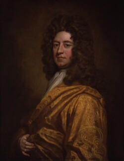 George Stepney, by Sir Godfrey Kneller, Bt - NPG 3228