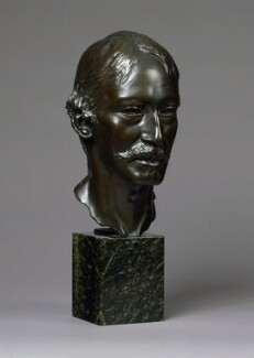 Robert Louis Stevenson, by Allen Hutchinson - NPG 2454