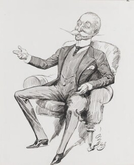 William Stone, by Harry Furniss - NPG 4095(10)