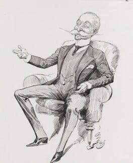 William Stone, by Harry Furniss - NPG 4095(10)